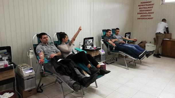 Na akciji darivanja krvi u Sinju 9 novih darivatelja