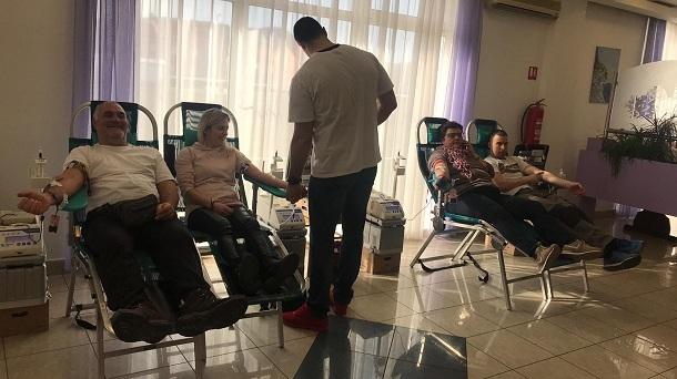 U Trilju prikupljena 61 doza krvi