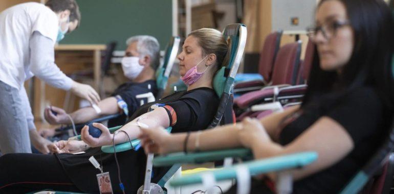 Akcije darivanja krvi u listopadu